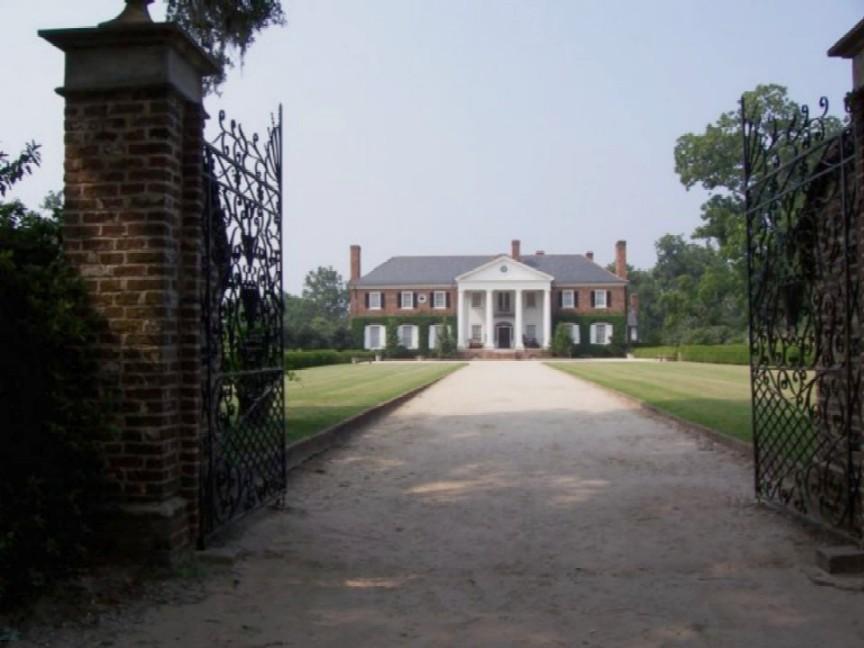 Boone Hall Plantation Gardens Mt Pleasant S C