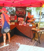 Charleston Spice Company at Charleston's Farmers Market