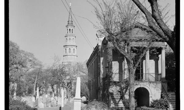 Circular Congregation Church - Charleston, S.C.