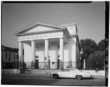 First Baptist Church - Charleston, S.C.