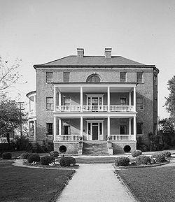 Joseph Manigault House - Charleston, S.C.