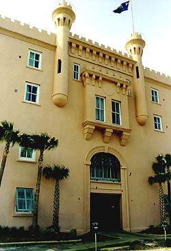 The Old Citadel or the South Carolina State Arsenal - Charleston, S.C. (Embassy Suites)