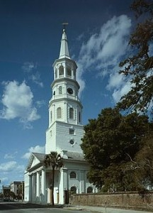 St. Michaels Church - Charleston S.C.