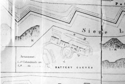 Battery Cheves Map