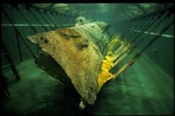 css hunley submarine warren lasch conservatory center charleston sc