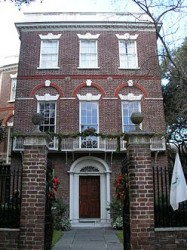 Nathaniel Russell House - Charleston, S.C.